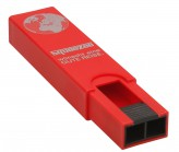 Smellkiller - Zielonka Squeezee - Pocket ashtray (red)