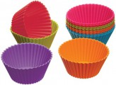 Muffin tins 12 pieces